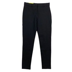 Mario Serrani Slimming Knit Legging Pant Black